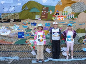 Smart Art and Start Art make the stunning banner of Newhaven as part of Generic Vapou events