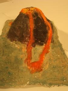 Modroc volcano