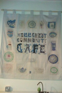 The Hillcrest Cafe Banner