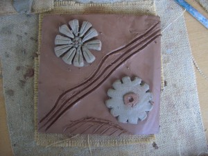 Little Horsted Tile Project