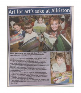 Alfriston press image
