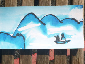 Little Horsted Chinese paintings 2011 008