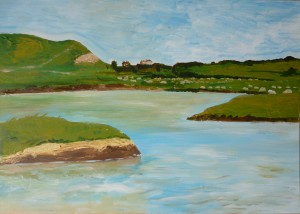 Cuckmere by the meander
